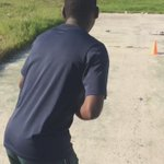 14 years old 96m throw, another example of the awesome potential in township cricket @GK_Foundation https://t.co/YdzLs11BPK
