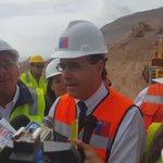 #Taparacá: Min. Undurraga anunció que se adelantarán licitaciones por $30 mil mills en obras de 2° acceso a Iquique https://t.co/iQGtV55UkK