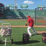 Home is where the baseball is. ⚾️ #SoxBP https://t.co/hfeFpGgTDI