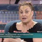 La señora con la cara pixelada porque es cubana. 😂 #dramaramis https://t.co/iTSrOx6Zsx