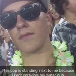When you get to turnt in the student section.. #lovecops https://t.co/hdhwZMjfF4
