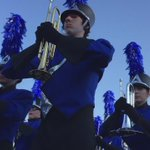 The band is marching in, were half an hour away from kickoff. #McQueenvsDouglas #NIAA https://t.co/ApZqwzUvJG