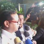 Abogado de Militares implicados  en #CasoJesuitas resta credibilidad a declaraciones de Padre Tojeira. @TN21sv https://t.co/mZQyGARCuq