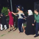 عروس تركية ترتدي #الكاراكو العاصمي الجزائري في ليلة حنتها 😍 بمدينة #انطاليا التركية  #الجزاير #تركيا https://t.co/EJY0utC1Cz