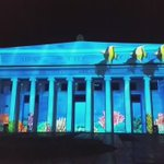 LOVED seeing the library getting transformed into the Great Barrier Reef at @cairnsfestival @CairnsGBR  #weekend https://t.co/96A6MFShA6
