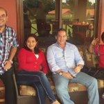 Miembros del #PRDequipoGanador se dan cita en Coclé, visitando y consultando a los delegados. https://t.co/l7TU4xCoxO