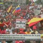 #LasCallesSonDelChavismo | Bernal: Ellos no saben que aquí hay un pueblo ideologizado con @NicolasMaduro al frente https://t.co/W7v14d8PKU
