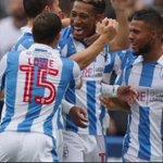 HIGHLIGHTS: Huddersfield Town win again. Hear @vanlaparra17 winner v Wolves here #htafc @pauloggy @MattGlenn27 https://t.co/P9P7K31kB3