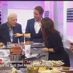 بعد المحاجب الشاف شهرزاد تنقل الحريرة من #المطبخ_الجزائري الى القنوات الفرنسية 😉🍲🍛🍜 #السياحه_في_الجزاير https://t.co/uXDoiQ2G1j