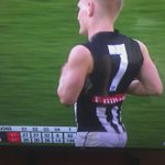 If youe a good bloke you get away with anything #AFLHawksPies #gopies https://t.co/tV9ZkfvyUT