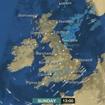 So here you go - the forecast for the rest of the #bankholiday* weekend. *where you have one ;-) Matt https://t.co/BgS7Nh5d6a