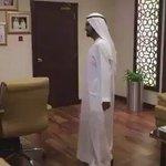 حاكم دبي #محمد_بن_راشد يقوم بزيارة مفاجئة على دوائر حكومية ويكتشف بأن مدرائها وكبار مسؤوليها لم يكونوا متواجدين! https://t.co/eD6MgtySAX