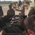 VIDEO: Footage of captured  #SDF troops being beaten by Turkish military & Turkish backed rebels. - @sergermed  https://t.co/El8DPJIRPW