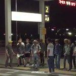 160828 하와이 워크샵 출국 #NCT 신호등 건너기 전에 다들 공손히😊✨💕 https://t.co/jXyqGgU7mL
