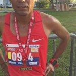 Saludos por parte de Daniel Vargas @corre_lon atleta #OrgulloGto 😃 y ganador de la carrera Suzuki Palmas! 🏅🎽 https://t.co/6oCyObb3tD