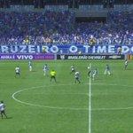 Aos 7 minutos do segundo tempo, Ábila marcou o segundo gol do Cruzeiro na partida. https://t.co/JxNqu8Ytr6