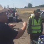 Madurismo con culillo así tratan a nuestros diputados que vienen caminando rumbo a caracas 1ro de Sept https://t.co/KsIWS4X1v4