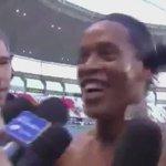 🔴⚫️ Tão deixando a gente sonhar! Fala ae Ronaldinho. https://t.co/UoBOJKaugD
