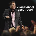 Adiós a Juan Gabriel, el más grande divo de la música en español https://t.co/89WUYPMDzN https://t.co/oRxgggacnI