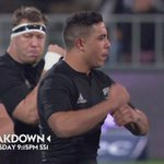 RAW EMOTION! WATCH: @AntonLB95s reaction after performing his first Haka in an @AllBlacks jersey is amazing. https://t.co/JQtcYP5pVW