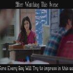 . @chay_akkineni  @shrutihaasan Expressions Made To watch This Again & Again   RT if You Love This Scene :D ?? https://t.co/GJwOrhBuA8