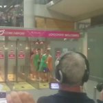 A heros welcome for @PaulO_Donovan and @gary_o_donovan at Cork airport last night at Cork airport! #welcomehome https://t.co/sVvVu0PjRU
