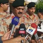 Video: DG Rangers Maj Gen Bilal Akbars media talk,says Aug 22 attack on media house by MQM was pre-planned https://t.co/4g4kaIAP9l