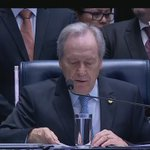 Notícia: Ricardo Lewandowski lê as regras para manter o silêncio durante discurso de Dilma. Siga: … https://t.co/zKsLgVVNU8
