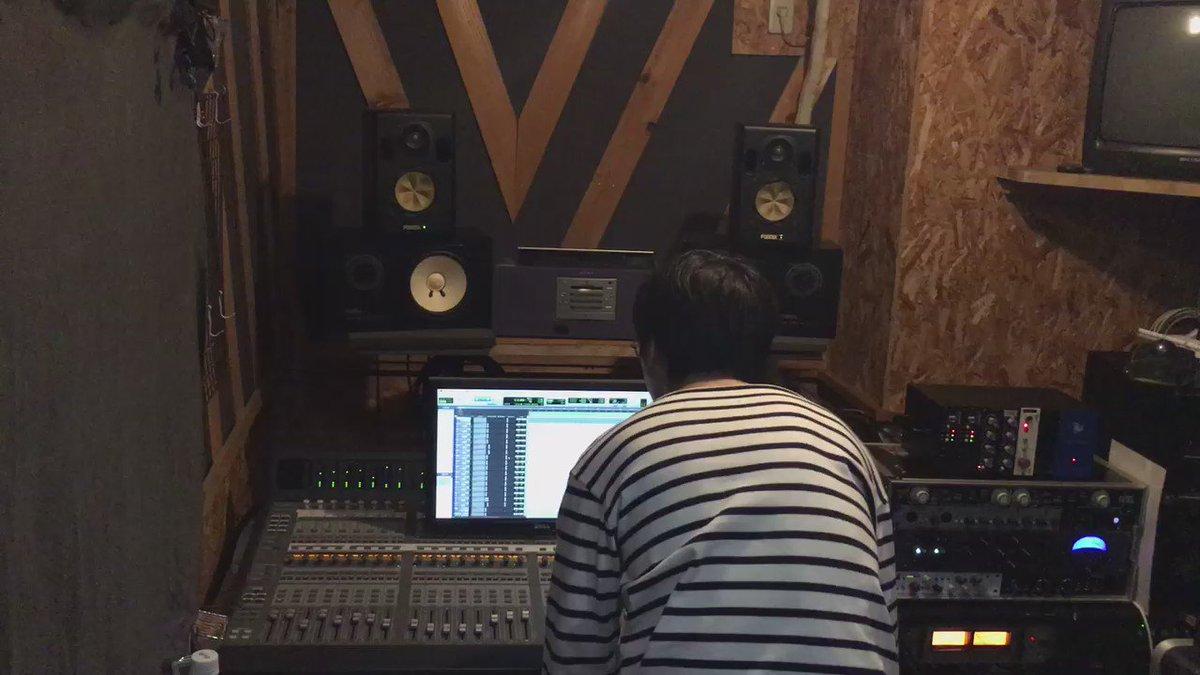 Alaska Jamレコーディング! https://t.co/FoeQio5Nwn