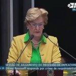 Senadora @anaamelialemos humilha Dilma e derruba discurso covarde do PT. https://t.co/kS9yPeD5V7