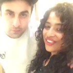 And here is #RanbirKapoor asking for it😘😘😘 #AeDilHaiMushkil teaser out tomorrow. @RedFM_Mumbai @RedFMIndia https://t.co/MiQktIVCdi