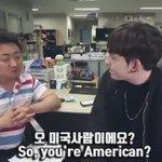 💭 มาดงซอก คนเกาหลีที่เคยอยู่อเมริกา VS เดฟ คนอเมริกาที่อยู่เกาหลี / ลุงหมีต้องสอนภาษาอังกฤษเดฟ 😂😂😂 https://t.co/buCJoJLTRe