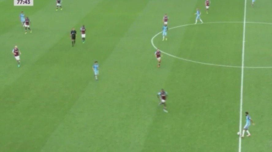 Samir Nasri - @ManCity vs West Ham https://t.co/ZhXZ7tqC3h