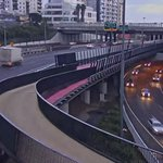 Citybound #AklTraffic building on all motorways whilst everything is moving well in Spaghetti Jctn #Lightpath ^TP https://t.co/h4khiebpEZ