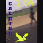 @Calhighxc does not mess around! They took me on a 10mile run over hills like it was fun & games! #squadgoals https://t.co/QDxPl4v0ym