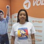 Ante la persecución que ha desatado el cobarde de @NicolasMaduro a @VoluntadPopular ratificamos el llamado del #1S https://t.co/Cnqd370N99