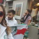 Torcida do Palmeiras fazendo a festa em Dublin, na Irlanda. QUE ORGULHO! https://t.co/wq3LBYJr9v
