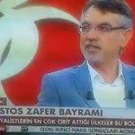 Semih Çetin: Atatürk tartışılmaya açıldığı için programdan ayrılıyorum.  45 saniyede adamlık ve dik duruş dersi. https://t.co/i7Kvi3ebpO