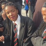 Pupils at Lawson Brown High School expressing their dissatisfaction about the ill treatment at the school. #sabcEC https://t.co/owsgGRDflf