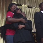 """Grade 12 learner Sihle Zinganto in tears, says she was told her hair is """"disgusting and smelly"""" #LawsonBrownHigh https://t.co/Mquo4o8mHD"""