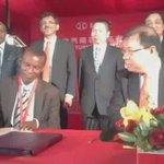 11bn investment agreement signing between IDC and BAIC at Coega IDZ @AlgoaFMNews https://t.co/qp5oNooz1f