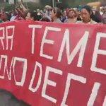 """MTST promove """"trancaço"""" em 9 vias de São Paulo contra o governo Temer e por moradia #PelaDemocracia https://t.co/m1SqbKTFr9"""