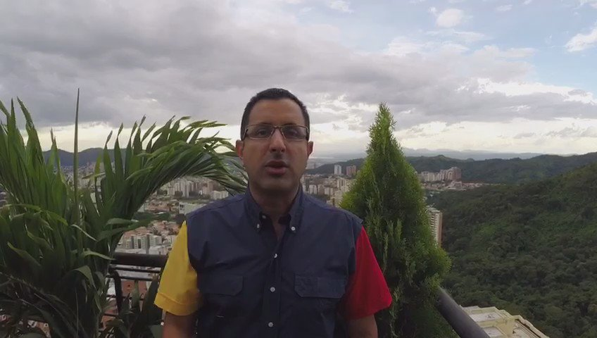 Mensaje a nuestro Glorioso Carabobo y a Venezuela, nada ni nadie secuestrará nuestros sueños de vivir en Libertad. https://t.co/r4a253UIuU