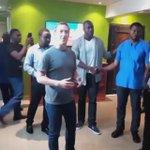 Im so grateful to get a chance to visit & hear what you guys are doing -Mark Zuckerberg in Nigeria @cchubnigeria https://t.co/muTqH5KGI9