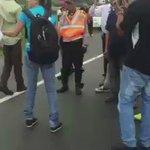 🇻🇪 #1SepVzlaLibre  ¡Abriendo caminos de Libertad! Unidos y con contundencia no podrán detener la marcha a Caracas. https://t.co/3YbqzUkReF