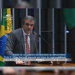 """Cardozo: """"Impossível não perceber como Dilma Rousseff foi profundamente discriminada por ser mulher"""" https://t.co/rvM9dqSFRn"""