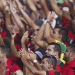 Hoje tem Flamengo! #FLAxFIG #VamosFlamengo https://t.co/86v3qThDe1