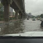 Thats NOIDA this morning.No drainage system,no traffic management,zero urban planning,zero preparation for rains! https://t.co/LUXs2LsWeM