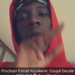 Today Na Today.Sortie Officielle Du New Single COUPE DECALE By SELEKA https://t.co/nGCAnFvsyj