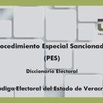 #DiccionarioElectoral #Veracruz Procedimiento Especial Sancionador https://t.co/xiKUMBx9VH